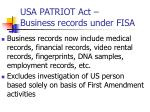 usa patriot act business records under fisa2