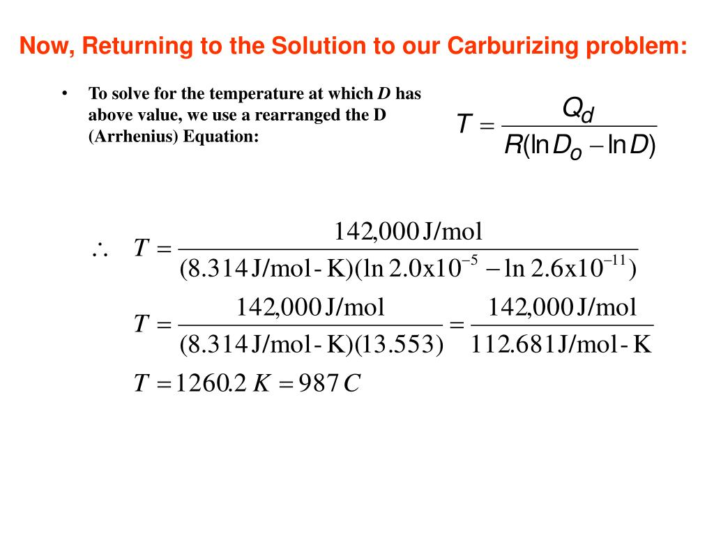 Ppt Chapter 5 Thermally Activated Processes Amp Diffusion border=