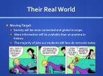 their real world