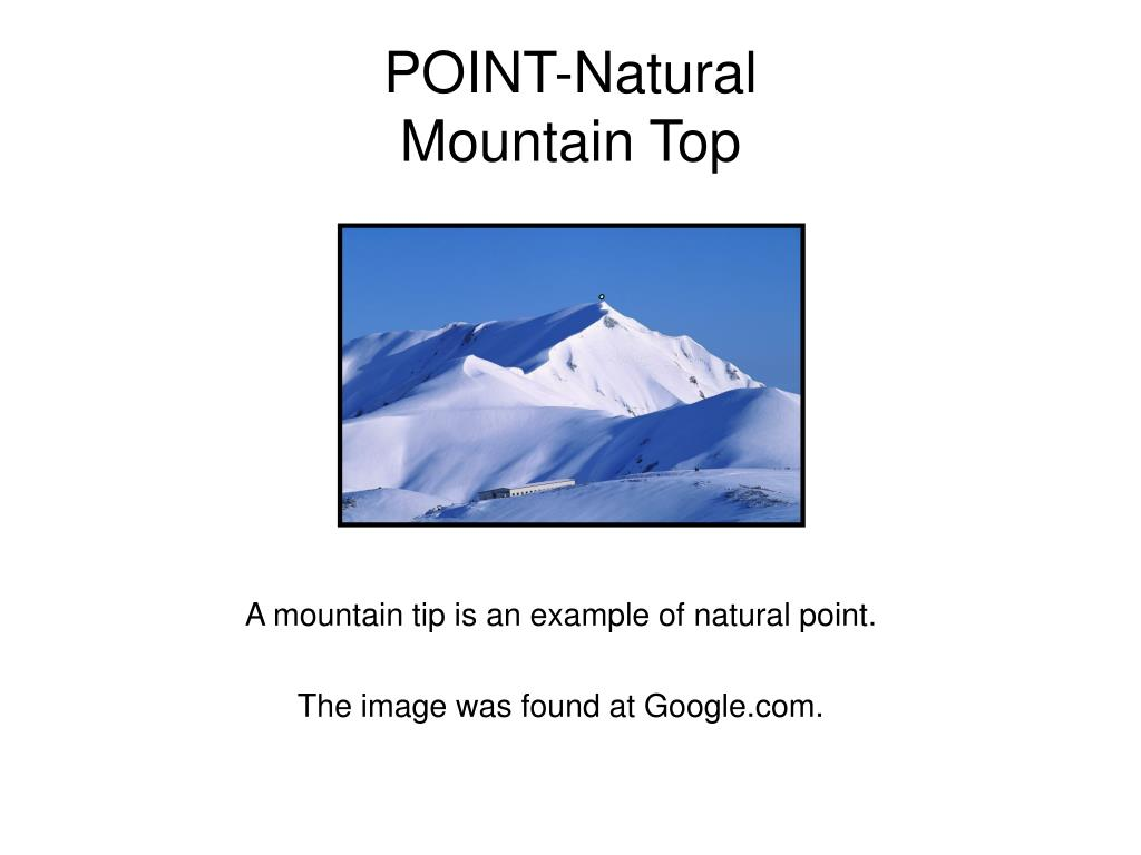 POINT-Natural