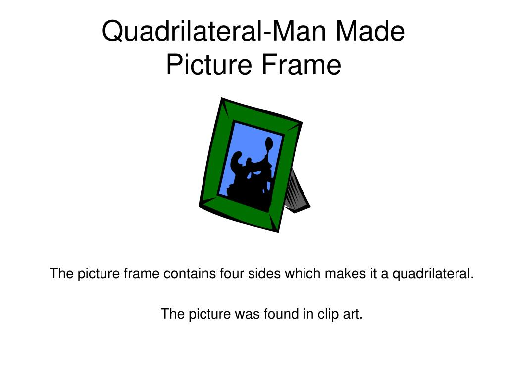 Quadrilateral-Man Made