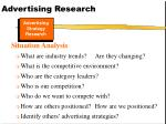 advertising research1