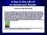 a day in the life of an adolescent reader4