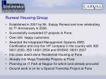 runwal housing group