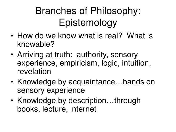 knowledge of acquintance and knowledgea about Choose the right synonym for knowledge knowledge, learning, erudition, scholarship mean what is or can be known by an individual or by humankind knowledge applies to facts or ideas acquired by study, investigation, observation, or experience.