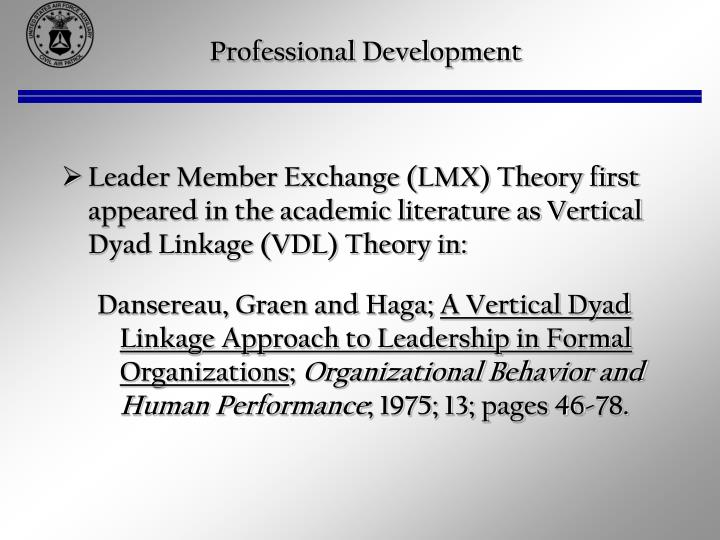 lmx theory essay Lmx theory explained - leadership leader-membership exchange theory the leader-membership exchange (lmx) theory is a theory that has been.