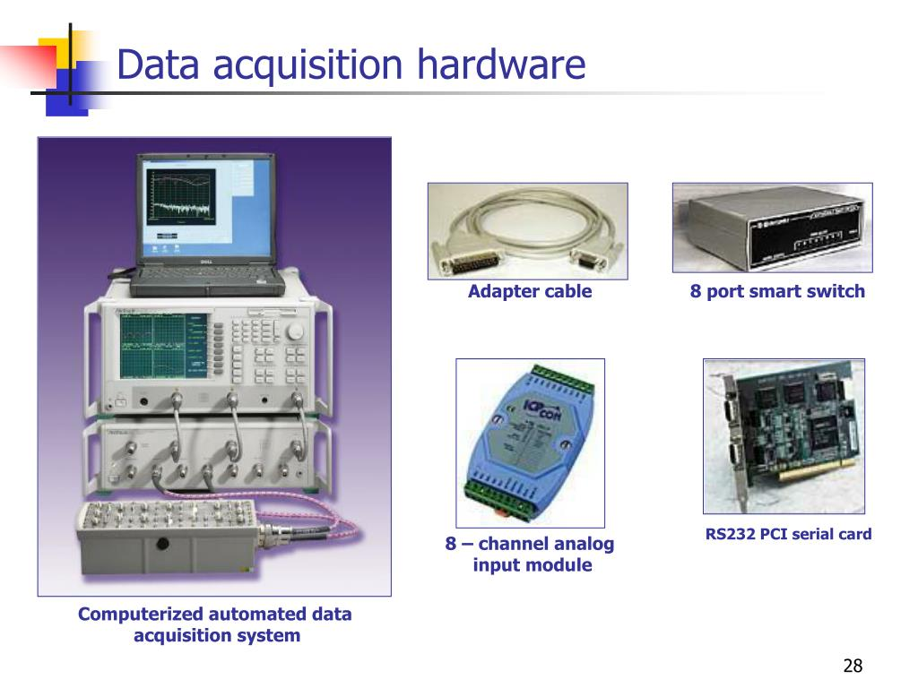 Data acquisition hardware