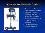 dinamap oscillometric device27