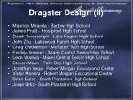 dragster design ii