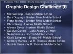 graphic design challenge i