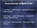 promotional graphics ii1