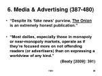 6 media advertising 387 480