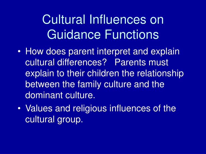 influence of religious differences on the