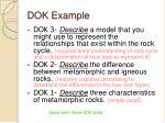 dok example