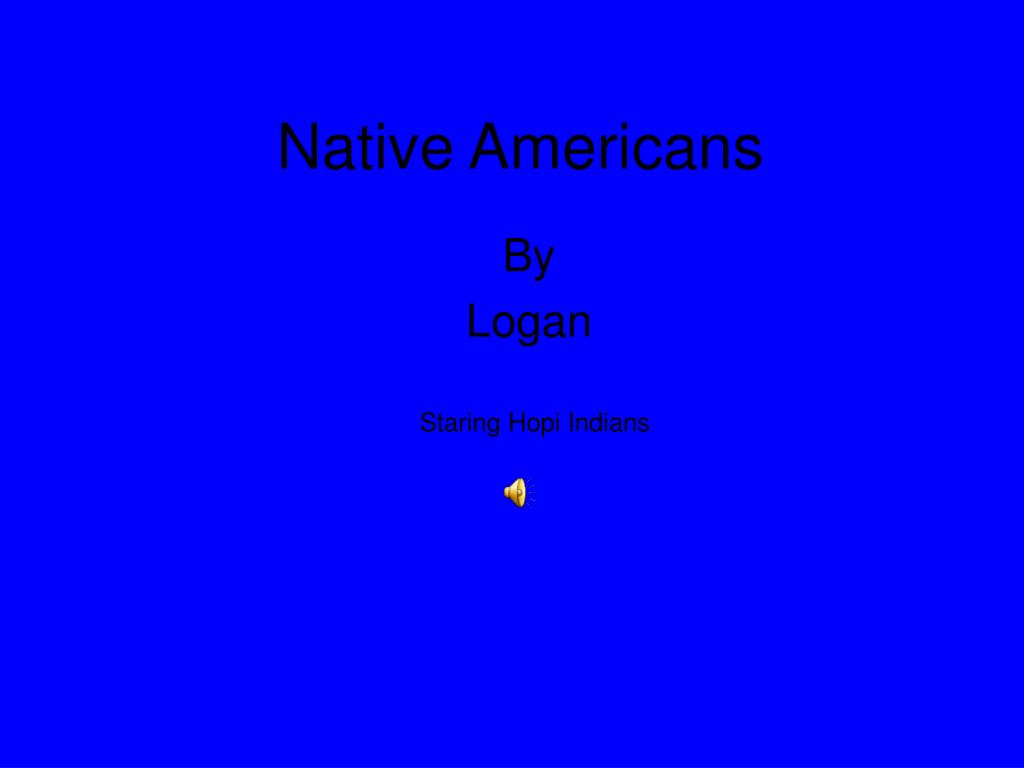 native americans l.
