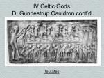 iv celtic gods d gundestrup cauldron cont d18