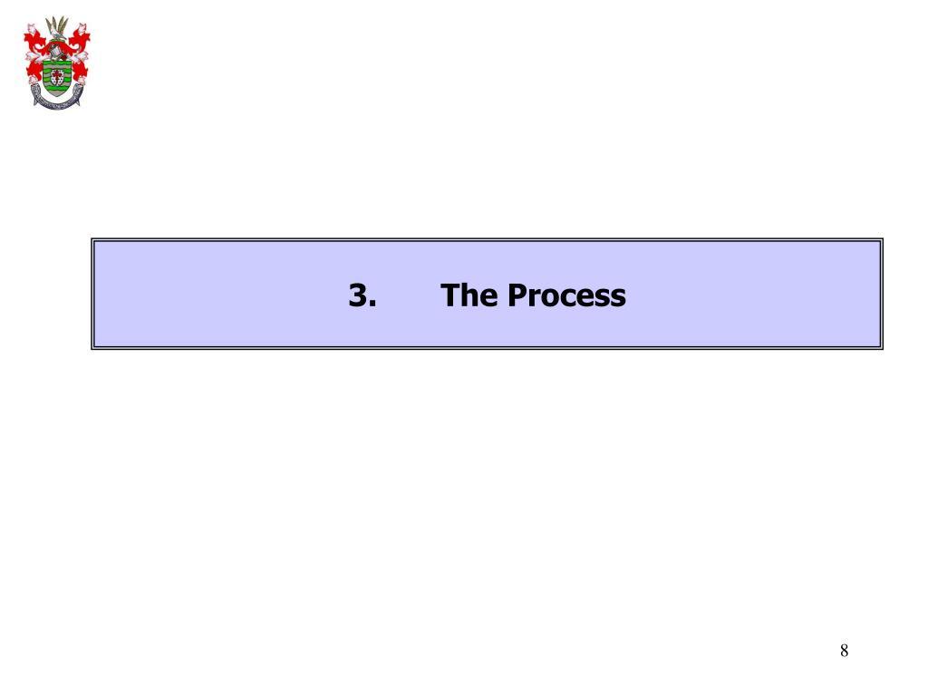 3.The Process