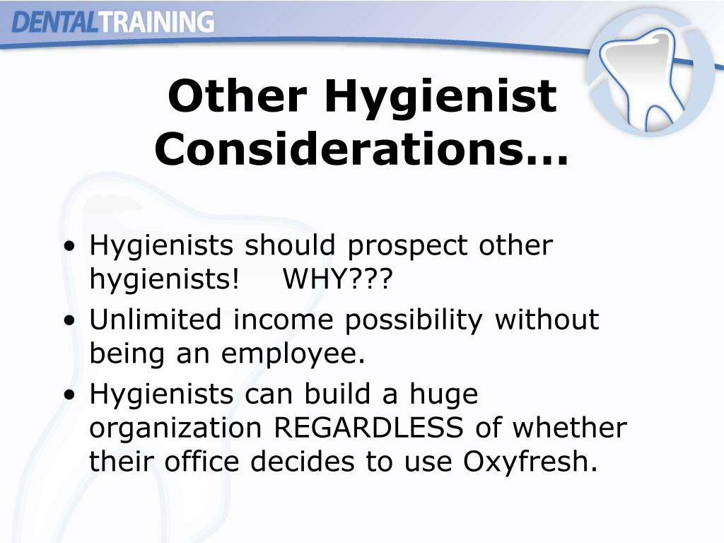 Other Hygienist