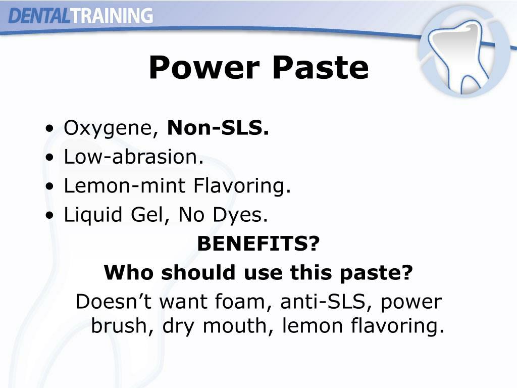 Power Paste