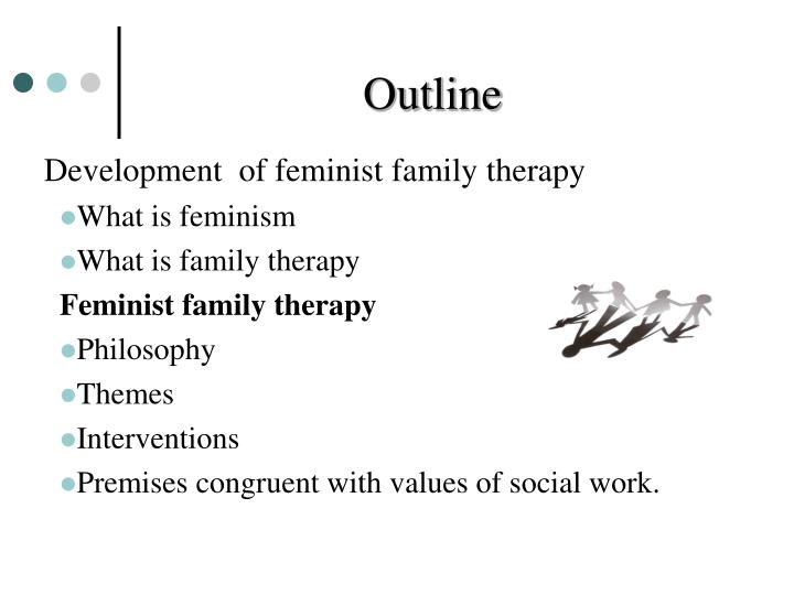 principles of feminist therapy essay Hanisch's essay feminist therapy, you will gain awareness of existing oppressions you will seabury 3e sample-46417.