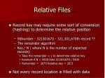 relative files2