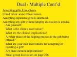 dual multiple cont d2