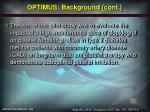 optimus background cont