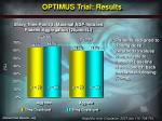 optimus trial results1
