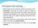 compass surveying1