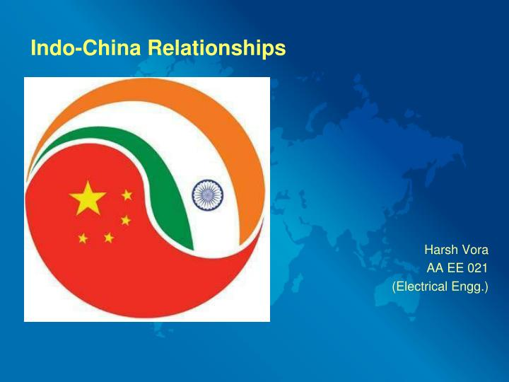 indo china relationships n.