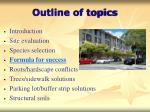 outline of topics3