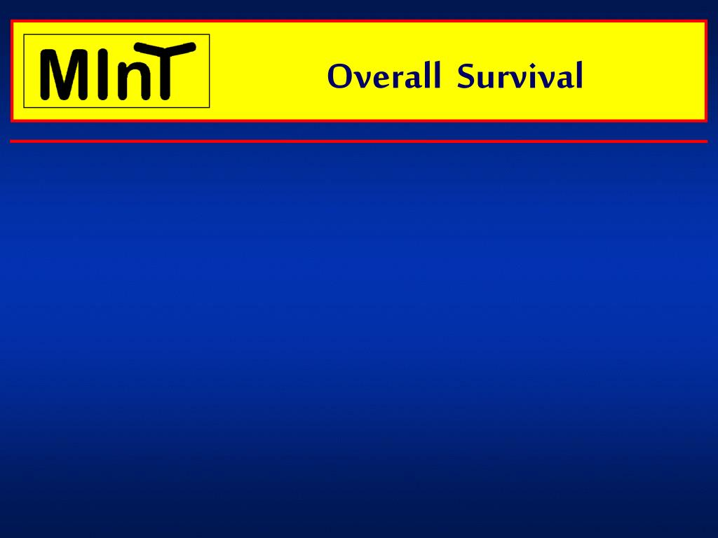 Overall  Survival