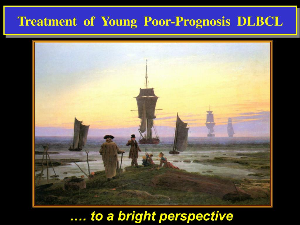 Treatment  of  Young  Poor-Prognosis  DLBCL