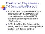construction requirements 7 0 construction start up1
