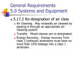 general requirements 5 0 systems and equipment13
