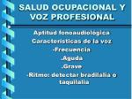 salud ocupacional y voz profesional10