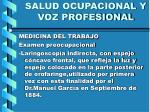 salud ocupacional y voz profesional14