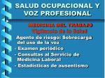 salud ocupacional y voz profesional16