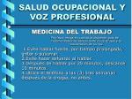 salud ocupacional y voz profesional30