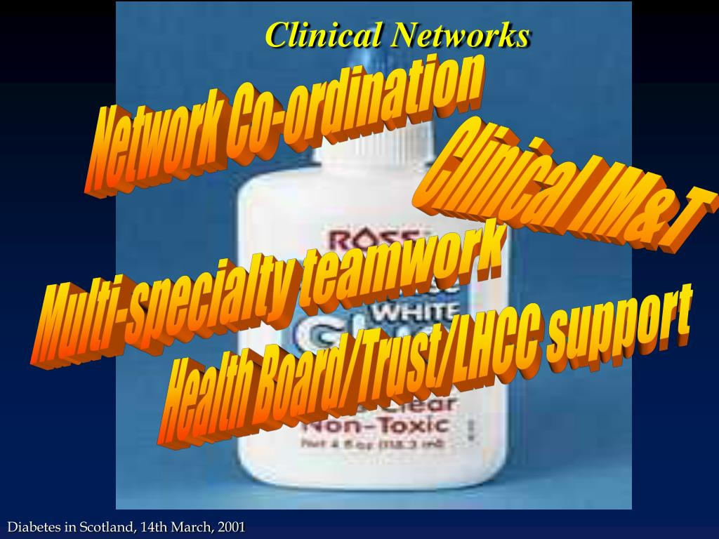 Clinical Networks
