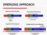 emerging approach1