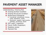 pavement asset manager3