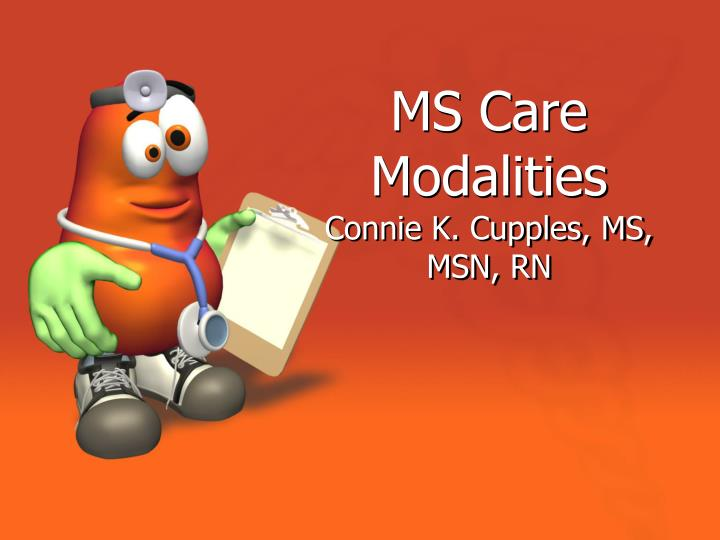 ms care modalities n.