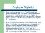 employee eligibility