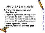 abcd sa logic model2