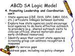 abcd sa logic model3