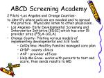 abcd screening academy1