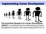 implementing career development