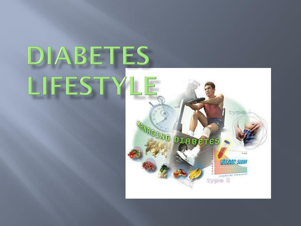 diabetes lifestyle l.
