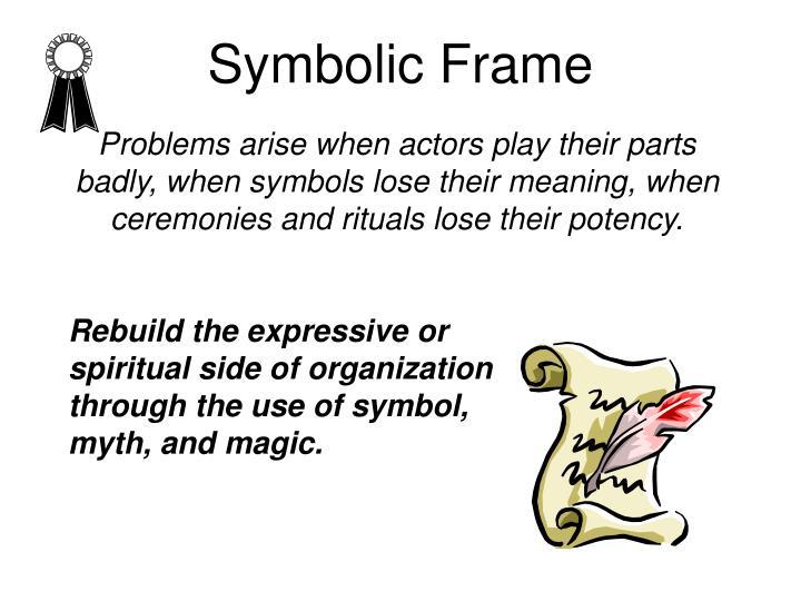 PPT - The Four-Frame Model By Bolman & Deal PowerPoint Presentation ...